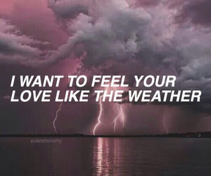 aesthetic, grunge, and weather image