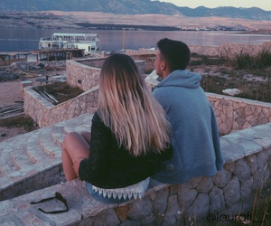 couple, travel, and cute image