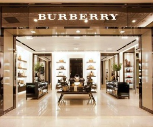 Burberry, luxury, and store image