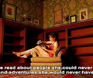 book, read, and adventure image