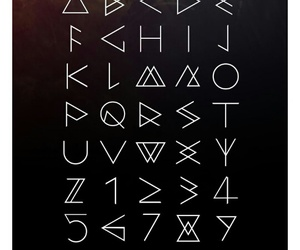 alphabet, awesome, and diy image