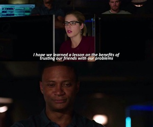 arrow, season 4, and olicity image