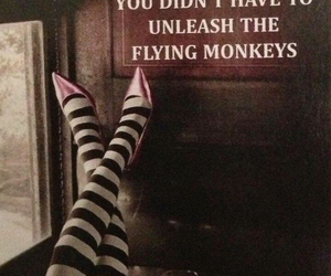 monkeys and witch image