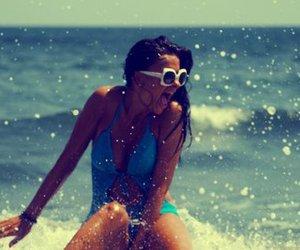 fun, girl, and summer image