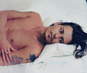 beautiful, perfect, and johnny depp image