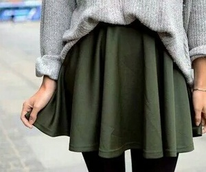 fashion, green, and trend image