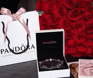 accessories, pandora, and roses image