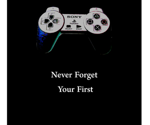 console, game, and playstation image