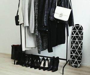 fashion, black, and classy image