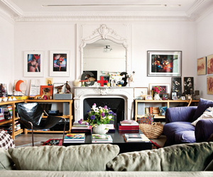 bohemian, design, and chic image