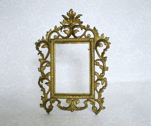 antique, brass, and etsy image