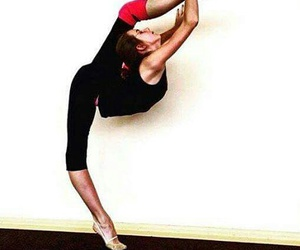 beautiful, dance, and gymnastic image