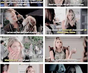 hanna, pretty little liars, and perfect image