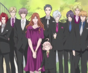 anime, brothers conflict, and brocon image