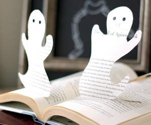 crafts, diy, and ghosts image