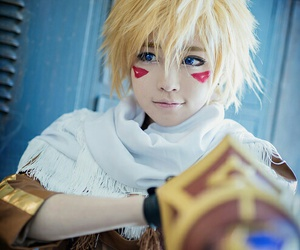 cosplay, game, and cosplayer image