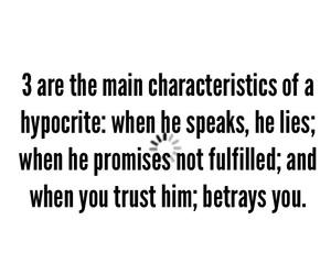 lies, trust, and speaks image