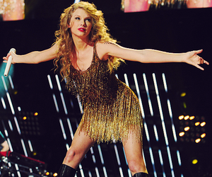 Taylor Swift, speak now world tour, and girl image