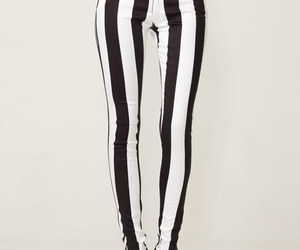 black and white, pants, and legs image