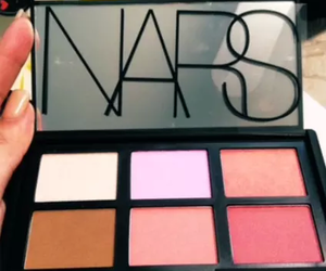 nars and makeup image