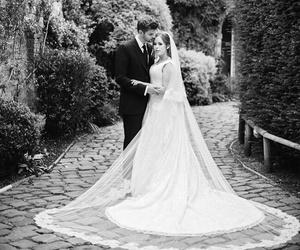 wedding, jim chapman, and tanya burr image