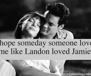 love, A Walk to Remember, and jamie image