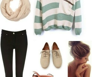 girl, outfits, and look image