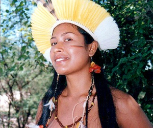 brazil, brazilian, and indigenous image