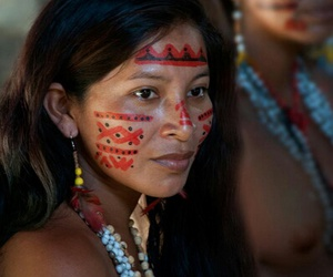 brazilian, indigenous, and native image