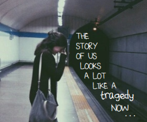 Lyrics, Taylor Swift, and The Story Of Us image