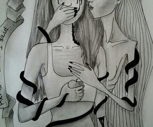 ana and skinny image