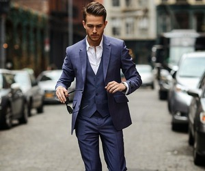 classy, men, and suit image
