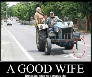 funny, lol, and wife image