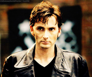 david tennant and tenth doctor image