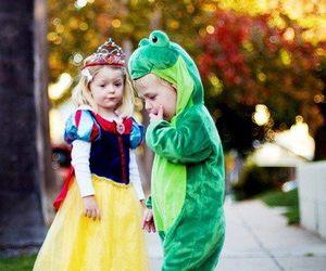 cute, princess, and frog image