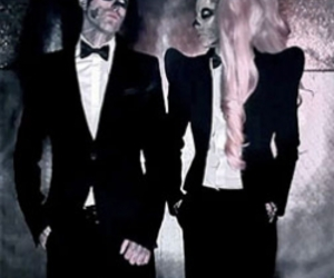 Lady gaga, born this way, and gaga image