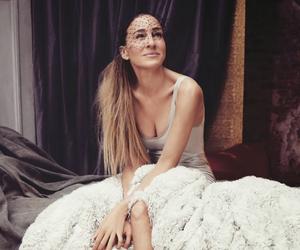 fashion, sarah jessica parker, and harper's bazaar image