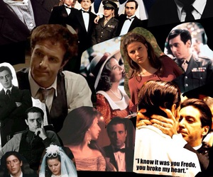 al pacino, Collage, and films image
