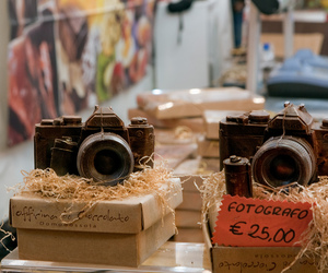 camera, chocolate, and love image