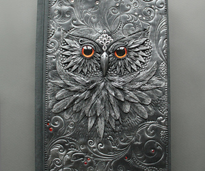 book and owl image