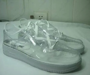 shoes, transparent, and pale image