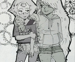 amethyst, cartoon network, and cool image