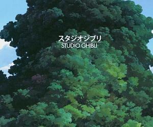 studio ghibli, anime, and wallpaper image