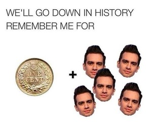 brendon urie, panic! at the disco, and centuries image