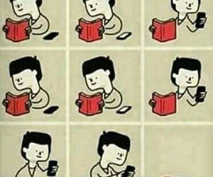 book, study, and lol image