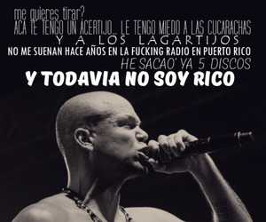 music, calle 13, and rené image