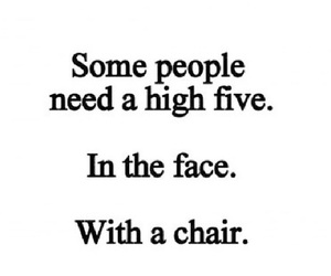 chair, people, and face image