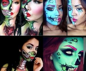 Easy, girls, and Halloween image