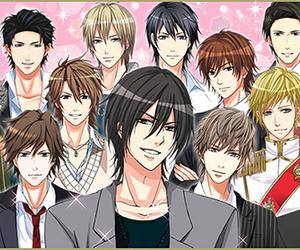 anime, boys, and bishies image