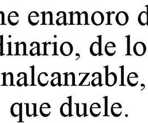 frases, extraordinario, and love image